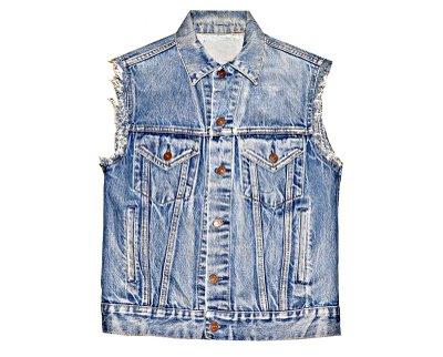 CLOSET STAPLE: Jean Vest | Fash[onyx]